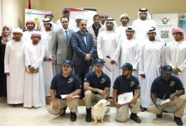 World Drug Awareness Campaign At AAU - Abu Dhabi Campus