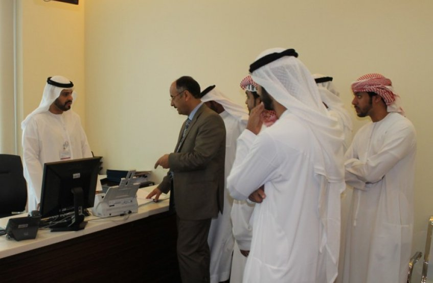 Students Visit The Judicial Department – Commercial Court