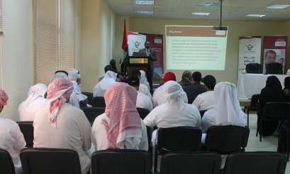 Awareness Lecture on the Occasion of World Cancer Day in Al Ain University