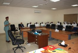 A visit for the students of the Faculty of Law to the Department of Alain Traffic Institute – Alain brunch