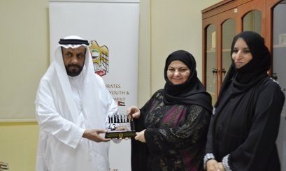 The Ministry of Culture, Youth and Community Development Honors Al Ain University