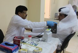 AAU Organizes Blood Donation Campaign