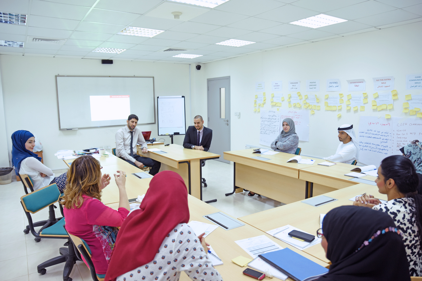 aau organized a workshop entitled customer service skills al aau organized a workshop entitled customer service skills