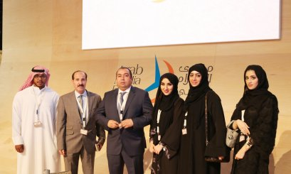 The Media Students Visit the Arab Media Forum