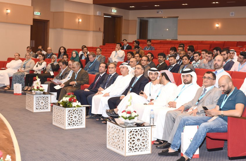 AAU organized the 11th IEEE UAE Student Day 2016