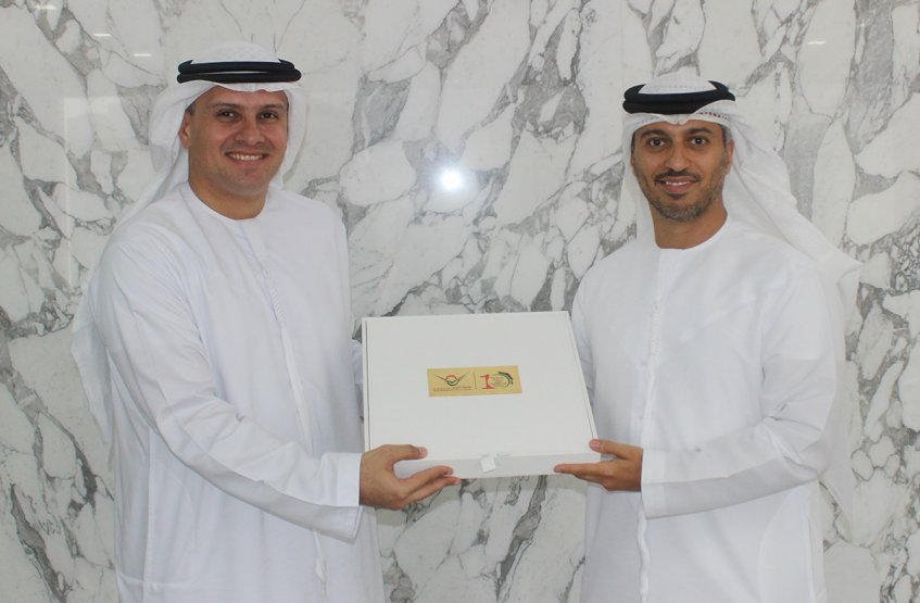 Minister of State for Higher Education Receives AAU chancellor