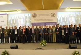 AAU participates in the 19th Congress of the Scientific Association of the Pharmacy Colleges in the Arab World