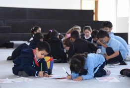 Al Ain University celebrates the Universal Children's Day