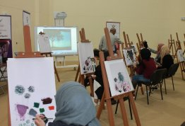 Course in Expression Art (Every Wednesday at the 2nd Semester 2016-2017) - AD Campus