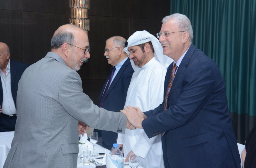 AAU hosted the Executive Council Meeting of the Association of Arab Universities