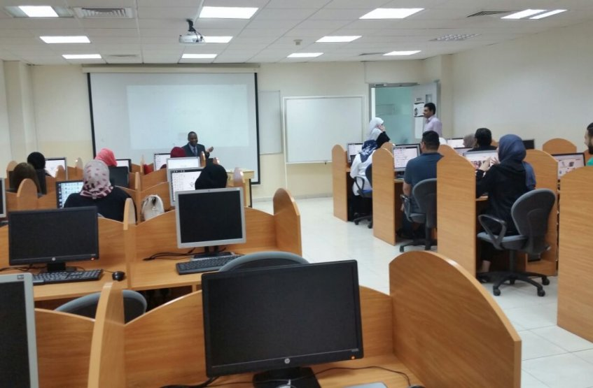Khalifa Library Organizes a Workshop on Search Skills and Research Management