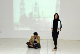 The '3ainawi Oliver Twist' play