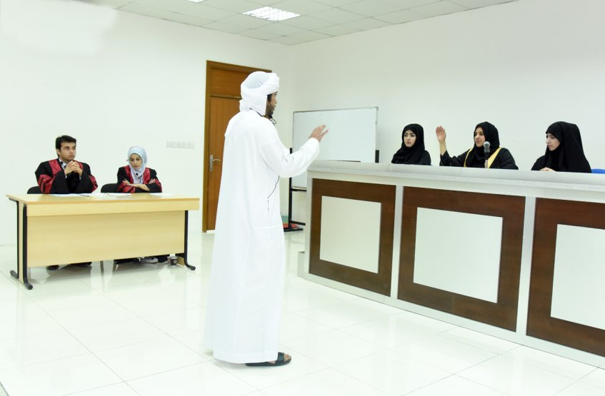 The Moot Court - Abu Dhabi and Al Ain