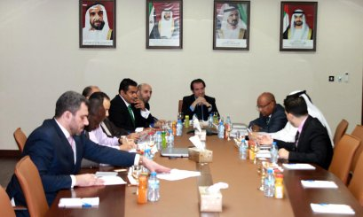 AAU received a delegation from the AD Housing Authority