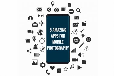 5 Amazing Apps for Mobile Photography (Android + IOS)