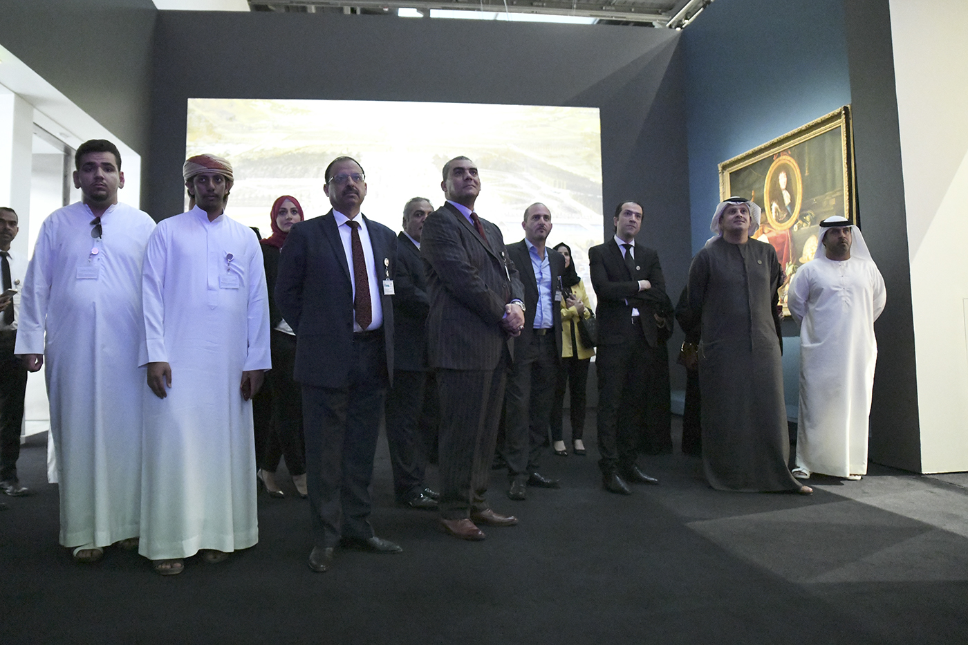 A Visit to Louvre Abu Dhabi - Al Ain University of Science and