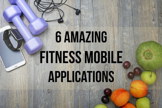 6 Amazing Fitness Mobile Application