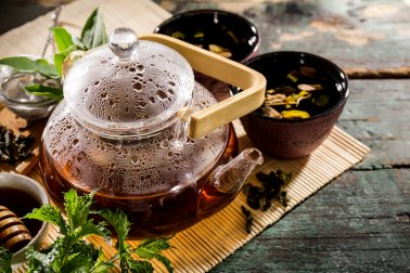 5 Benefits of Herbal Tea