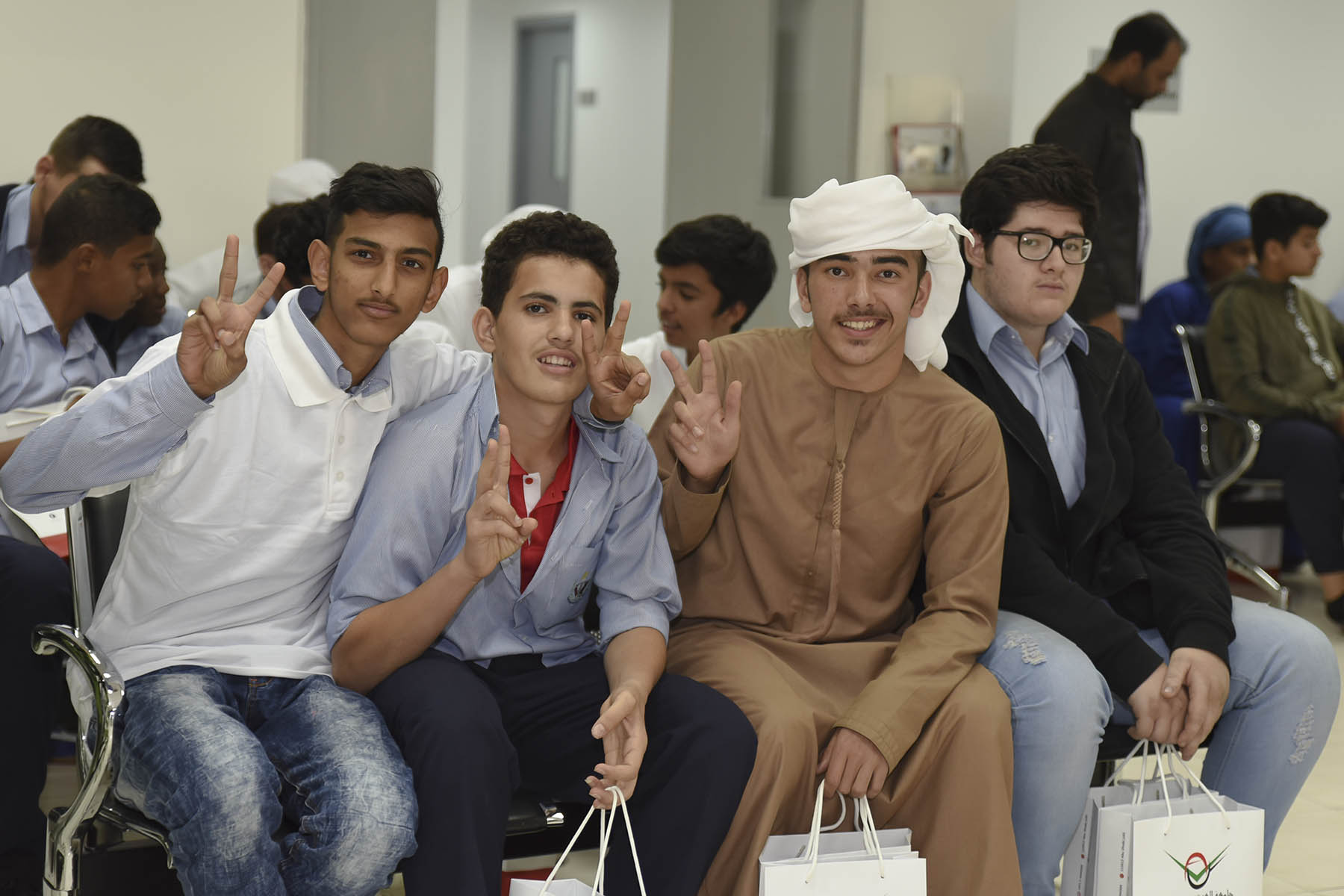 Baraem Al Ain Private School & Al Tafawok Al Elmi Private School - Al Ain Campus