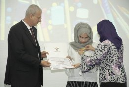 Honoring Distinguished Students 2017-2018 - Al Ain Campus