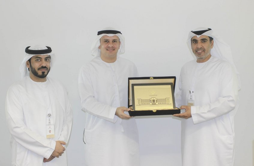 A visit to Abu Dhabi Executive Council