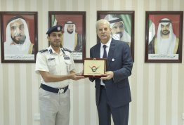 Traffic and Patrols Directorate visit