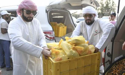 "AAU lunched ""Ramadan Al Kheer"" initiative"
