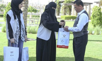AAU promotes solidarity culture in Eid Al Fitr