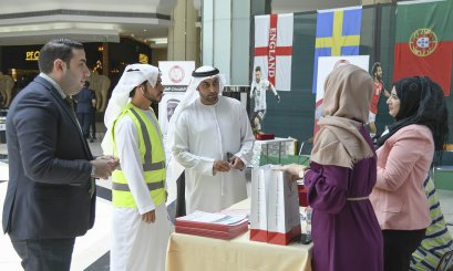 AAU fights against drugs in cooperation with Al Ain Police