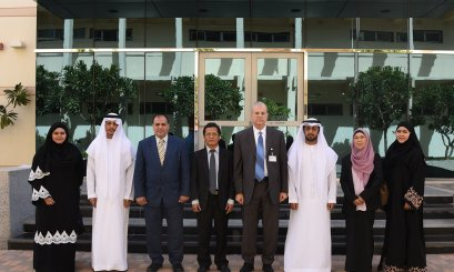 AAU President receives a delegation from Malaysian universities