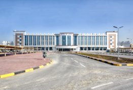 AAU is preparing to move to the new campus in Abu Dhabi
