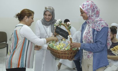 Commemorative gifts distributed on Hijri New Year