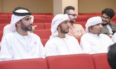 AAU meets the Year of Zayed Graduates
