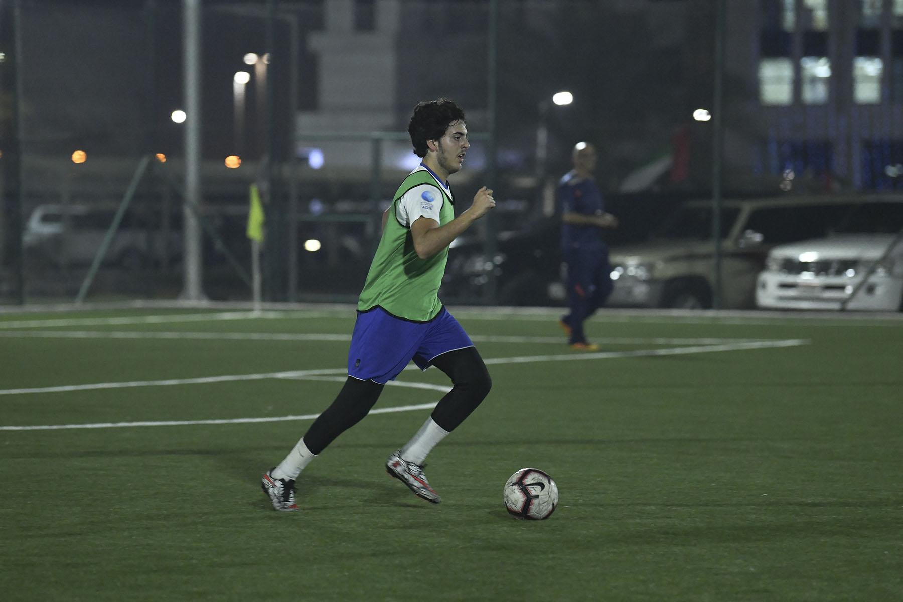 Al Ain vs Youth United