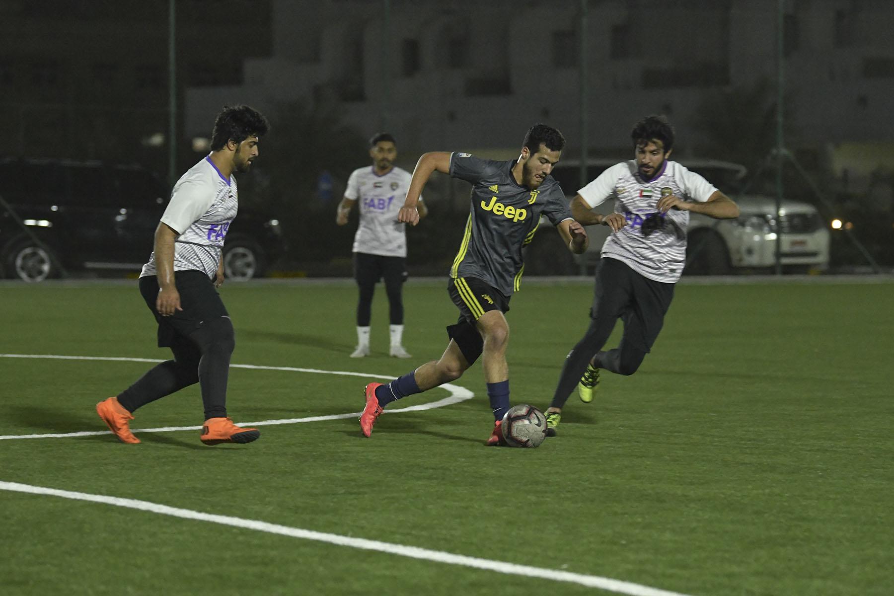 Al Malaki vs Al Ain - Semi Final