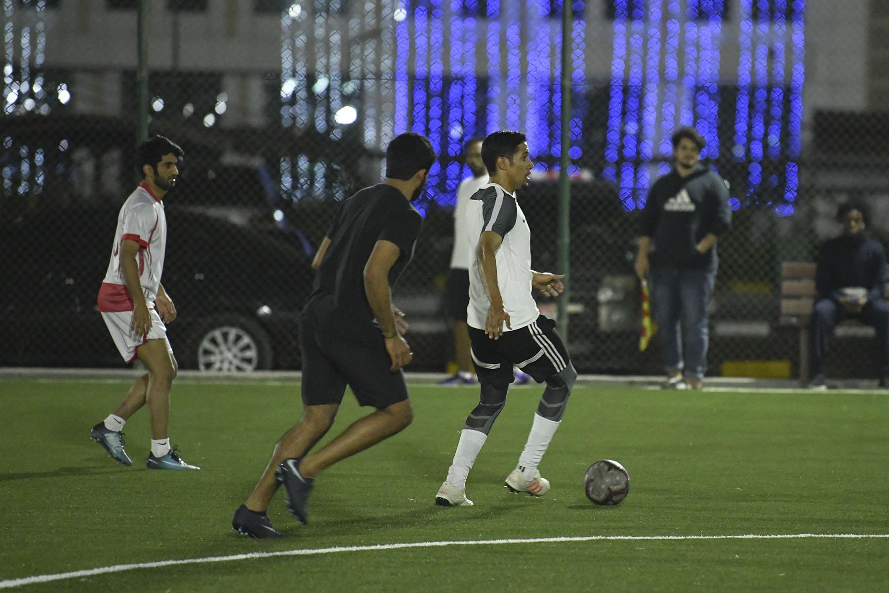 Real Madrid vs Law Students - Semi Final