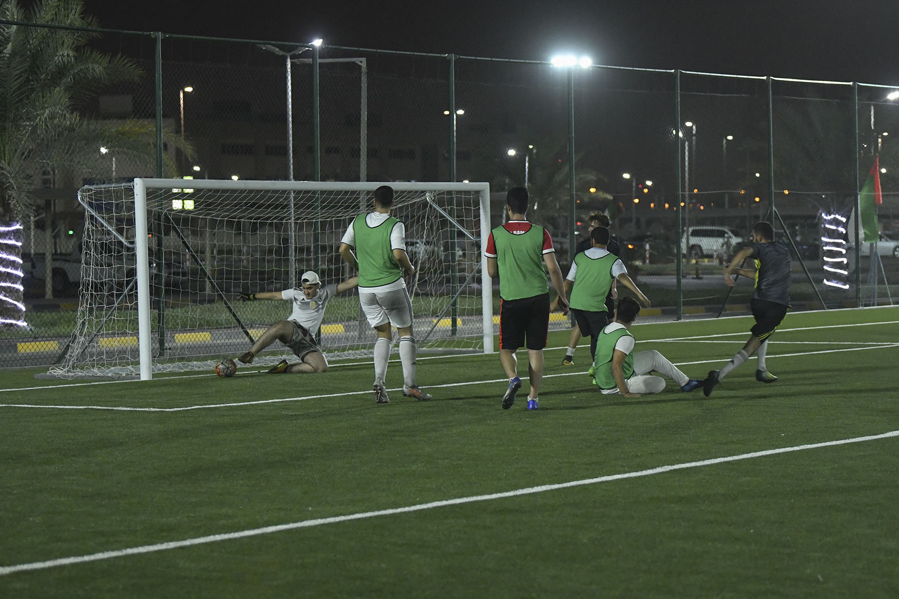 Al Malaki vs Law Students - Play-off for third place