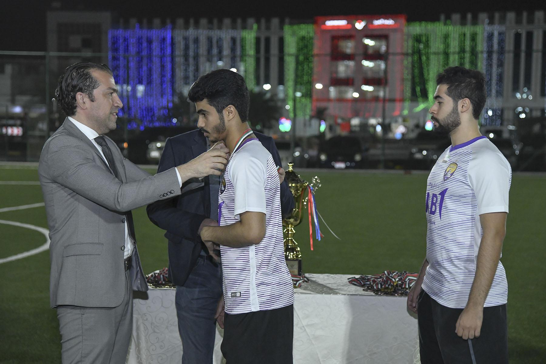 Ending Ceremony
