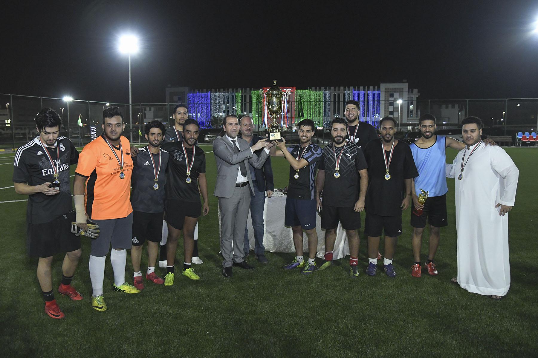 Summary about season two of Al Etihad Championship