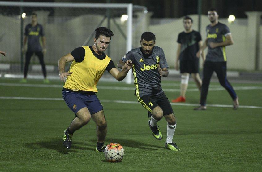 Sharks lose against Al Malaki