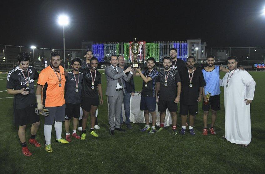 Real Madrid crowned Al Etihad championship