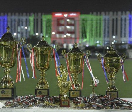 جامعة العين تختتم الموسم الثاني من بطولة الاتحاد لكرة القدم