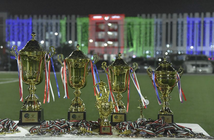 AAU concludes the second season of Al Etihad Championship