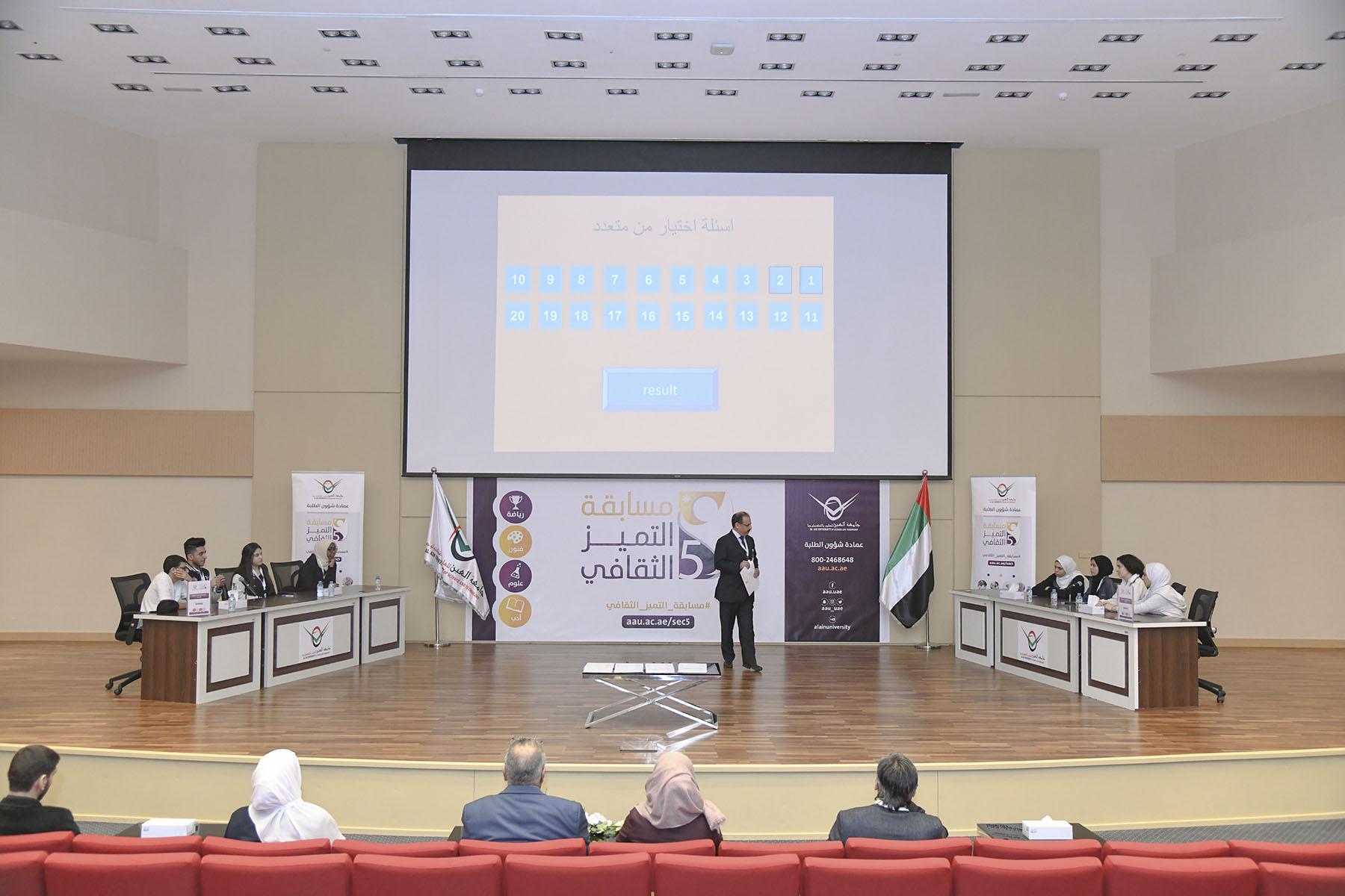 اليوم الأول (الإمارات الخاصة – أبوظبي ضد المعالي الدولية)