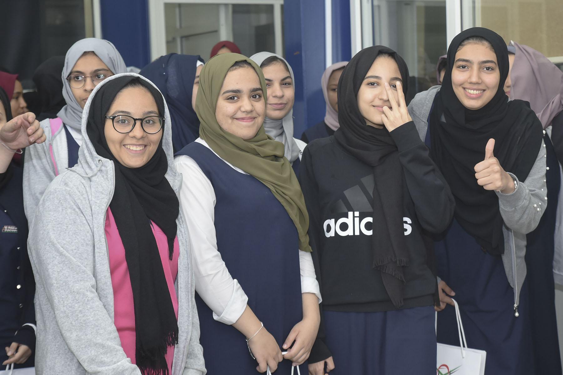 Second Day (AL Andalus Private Academy VS Baraem Al Ain Private School)