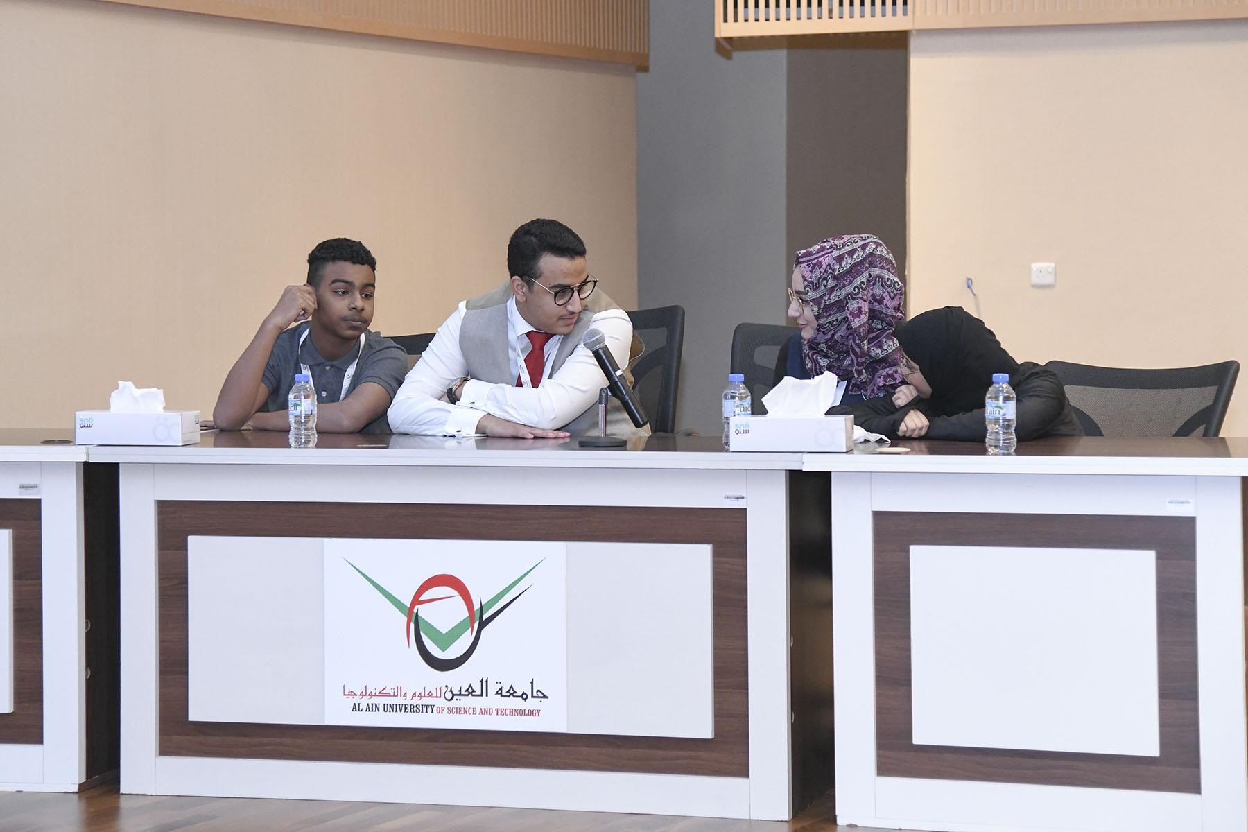 Tenth Day (Dar Al Uloom Private School - Bani Yas VS Ashbal Al Quds Private Secondary School)