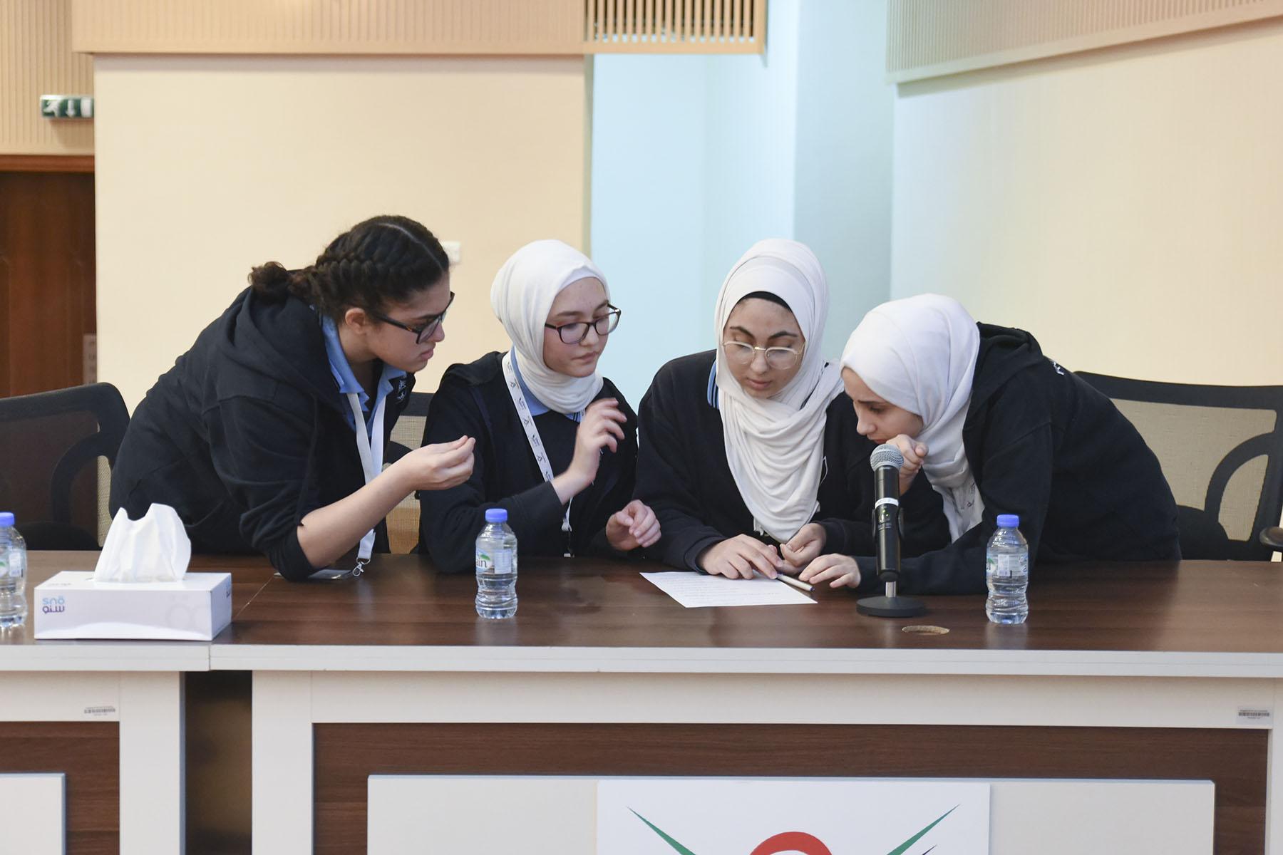 Semi-Final (Ashbal Al Quds Private Secondary SchoolVS Alwardia Private School School)
