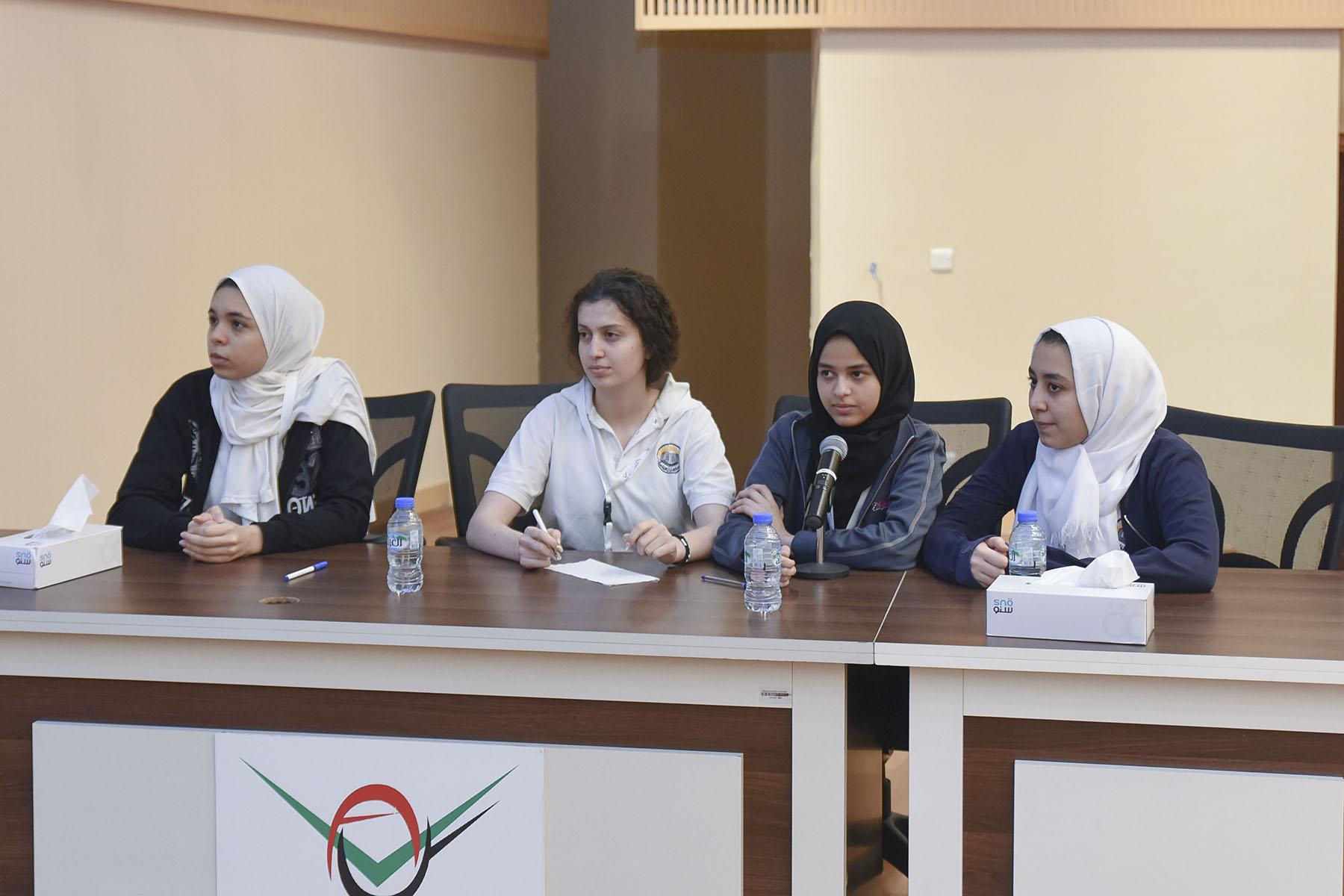 Semi-Final (Al Bashaer Private School VS Emirates Private School - Abu Dhabi)