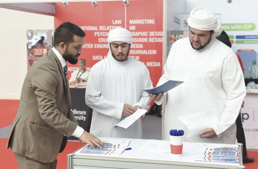 Education and Future Job Expo 2019