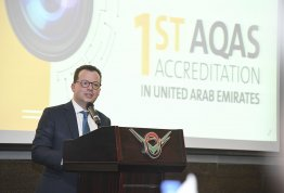 College of Communication and Media at AAU Obtains AQAS Accreditation